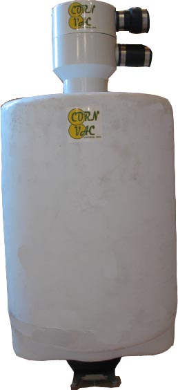 corn burning furnaces and corn pellet stove users: Our corn